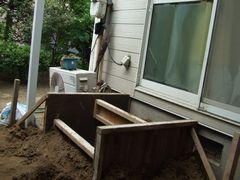 コンクリート工事の枠