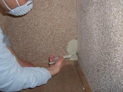 押入れの壁穴ふさぎ3-1