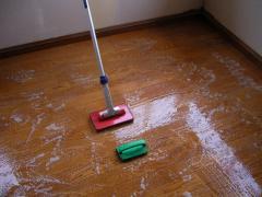 床洗浄用のパット2-1
